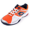 LOTTO Men`s Vector VI Tennis Shoes White and Samba