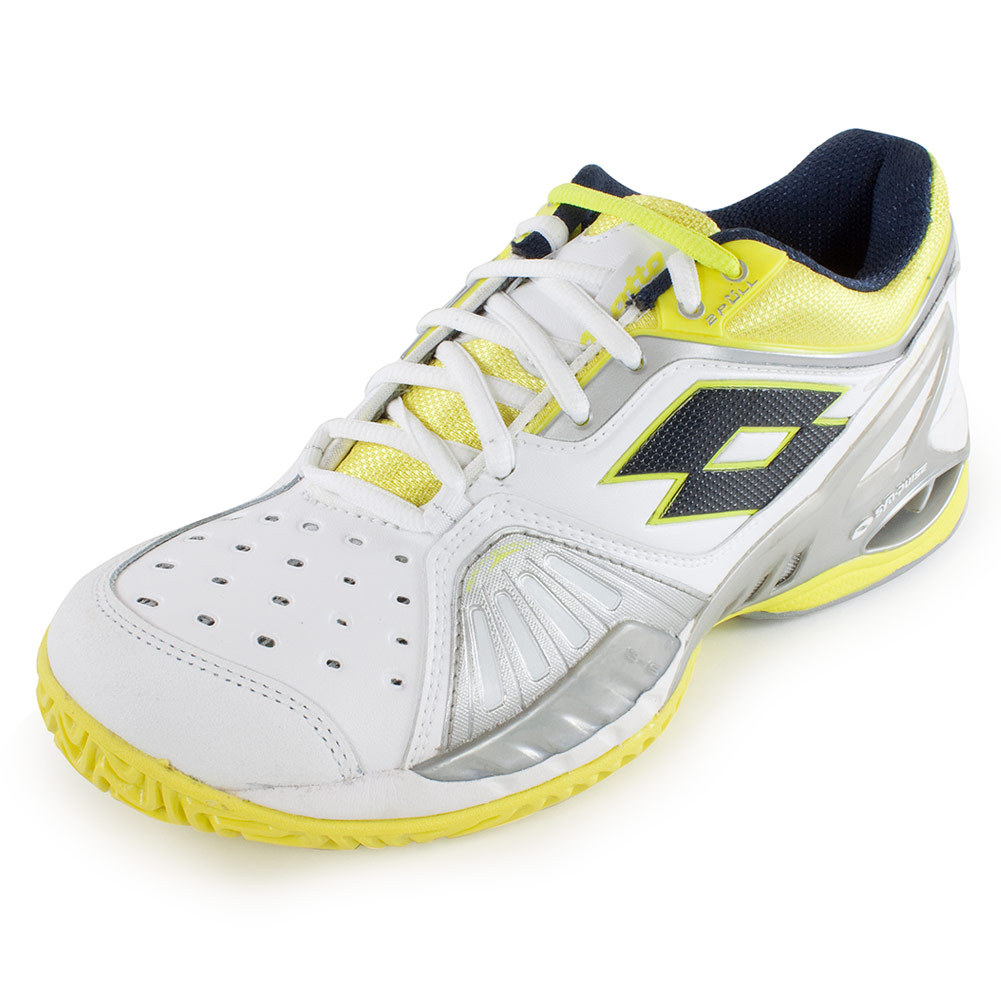 Women's Raptor Ultra Iv Clay Tennis Shoe White And Chick