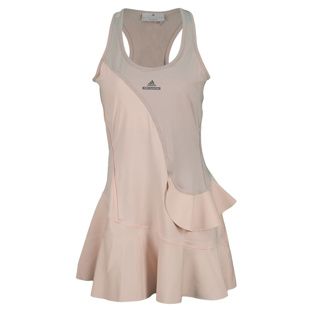 Women`s Stella McCartney Barricade Dress Ginger and Soft Powder