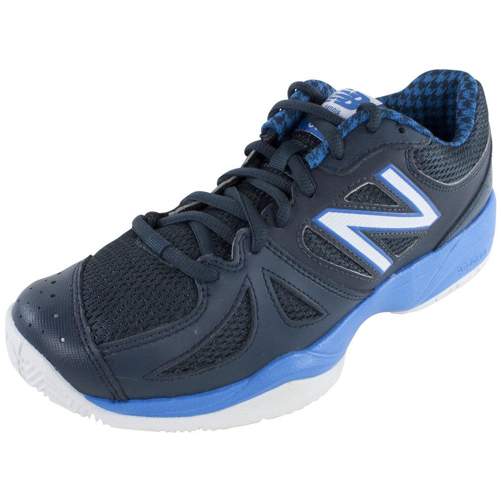 new balance mens 696 d width tns shoes blue gray