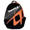 VOLKL Team Tennis Backpack Black and Neon Orange