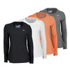 UNDER ARMOUR Women`s Heatgear Alpha Long Sleeve Top