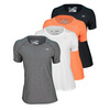 UNDER ARMOUR Women`s Heatgear Alph Short Sleeve Top