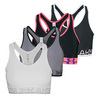 UNDER ARMOUR Women`s Heatgear Alpha Bra