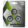 V Dry Tennis Overgrip 3 Pack V33450_BLACK