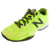 Women`s 996 US Tennis Shoes Volt by NEW BALANCE