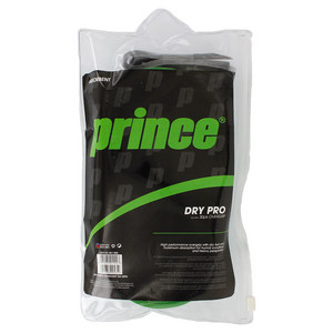 PRINCE DRYPRO 30 PACK TENNIS OVERGRIP GREEN