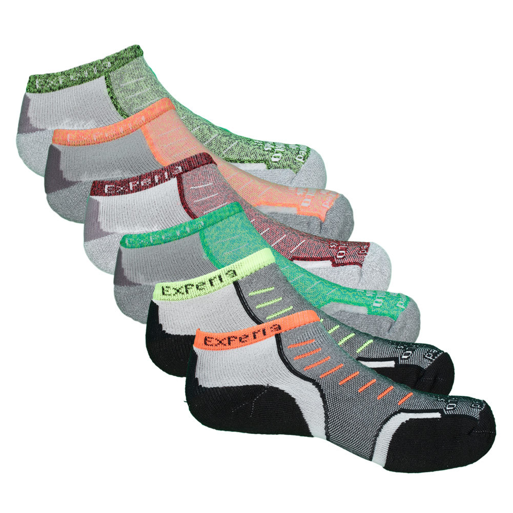 THORLO THORLO Experia Coolmax Micro Mini Socks - Tennis Express THORLO Experia Coolmax Micro Mini Socks