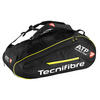 TECNIFIBRE Tour ATP 12 Pack Tennis Bag Black