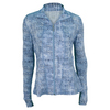 ELEVEN Women`s Love Game Tennis Jacket Herringbone Print