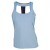 ELEVEN Women`s Hail Mary Tennis Tank Blue Cerulean