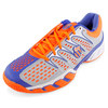 Men`s Bigshot II Tennis Shoe Storm and Electric Blue by K-SWISS