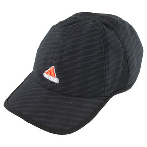 adidas MENS ADIZERO SHOCKWAVE TENNIS CAP BK/ON