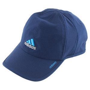 adidas MENS ADIZERO II TENNIS CAP COL NAVY/S BL
