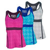 Women`s Tournament Racerback Tennis Top by NEW BALANCE