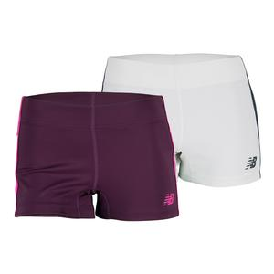 Women`s Baseline Tennis Hot Short