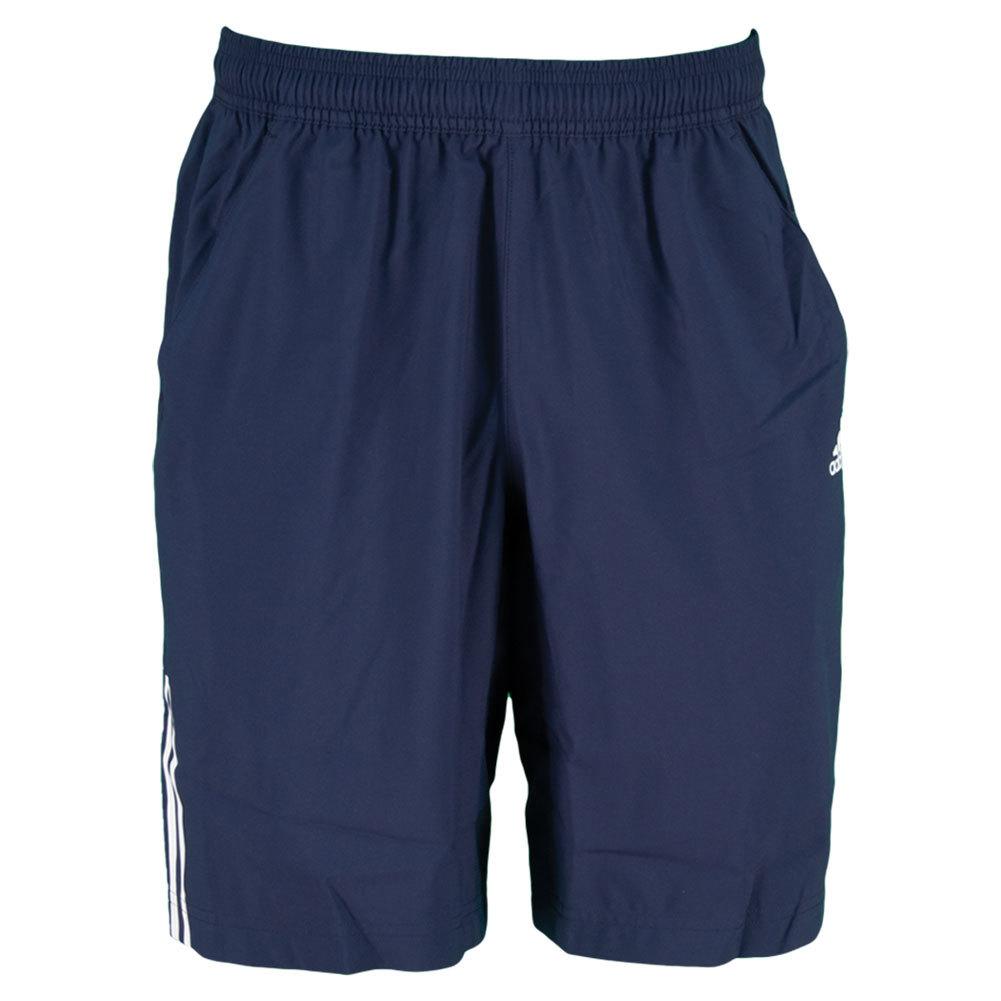 Men's Response 8.5 Inch Tennis Short Collegiate Navy