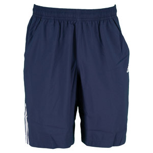 adidas MENS RESPONSE 8.5 INCH TENNIS SHORT NAVY