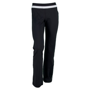 LIFE IS GOOD WOMENS FITNESS PANT NIGHT BLACK