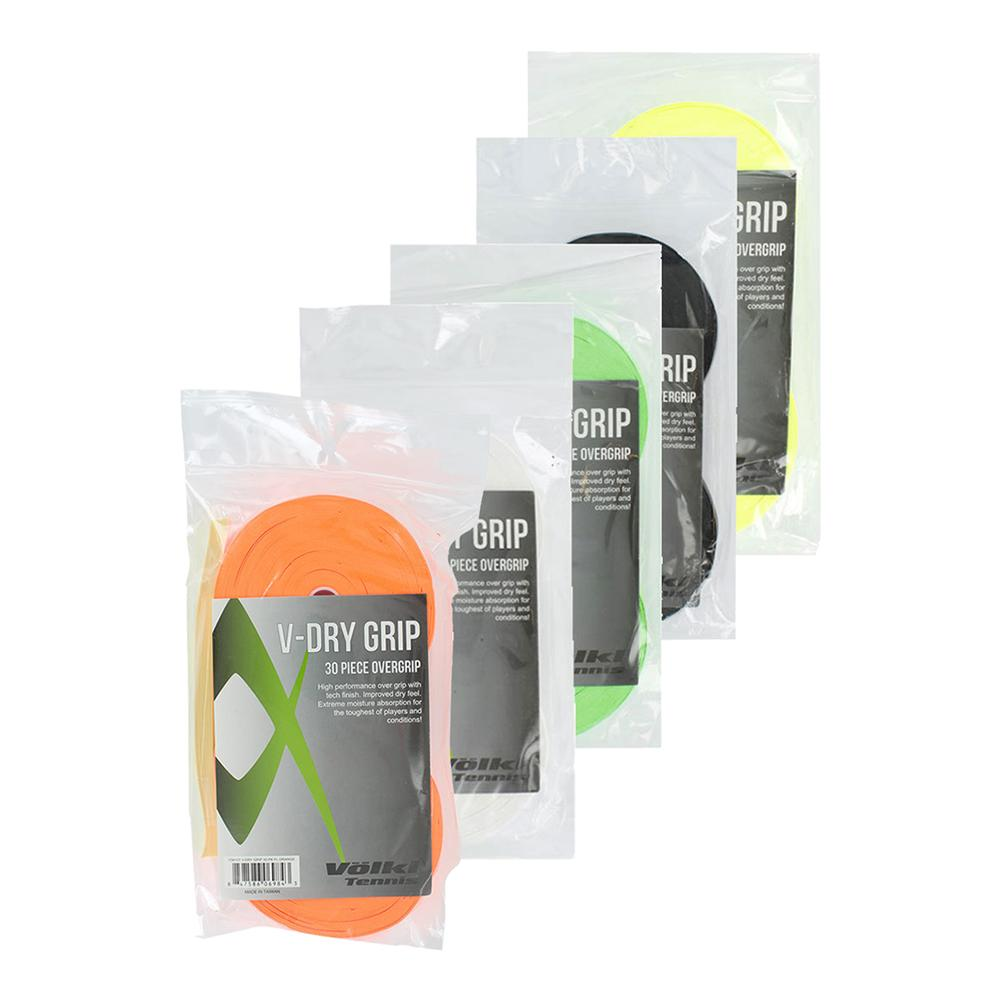 V Dry Tennis Overgrip 30 Pack