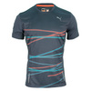 PUMA Men`s Graphic Tee Turbulence