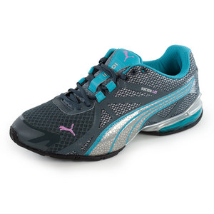 PUMA WOMENS VOLTAIC 5 RN SHOES TURB/TDWNDS
