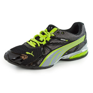 PUMA JUNIORS VOLTAIC 5 RUN SHOES BK/TRDWINDS