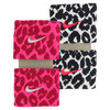 NIKE Premier Tennis Wristbands Cheetah