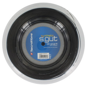 Synthetic 16G Reel Black