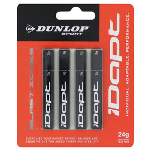 DUNLOP D TAC BLAST ZONE WEIGHTS 24G