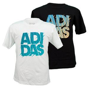 adidas BOYS ADI GRAPHIC TENNIS TEE