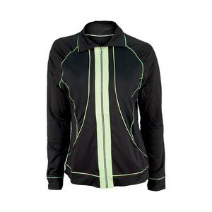 TAIL WOMENS CALI TENNIS JACKET BLACK