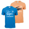 LACOSTE Men`s Graphic Tee