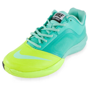 NIKE WOMENS DF BALLTC ADVANT TNS SHOES TQ/VT