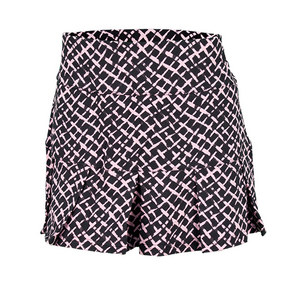 BOLLE WOMENS MONA LISA TENNIS SKORT BLACK/NPK