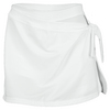 VICKIE BROWN Women`s Tie Tennis Skort Chalk