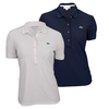 LACOSTE Women`s Mesh Inset Tennis Polo