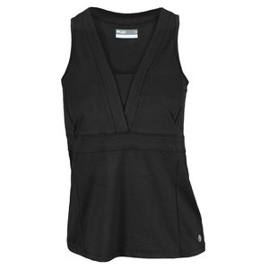 LIJA WOMENS V NECK TENNIS TANK