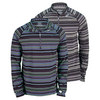 ASICS Men`s Thermostripe 1/2 Zip Running Top