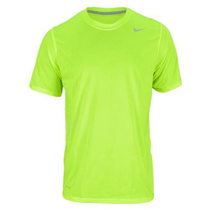 NIKE MENS LEGEND POLY SHORT SLVE TRAINING TEE