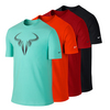 NIKE Men`s Rafa Icon Tennis Tee