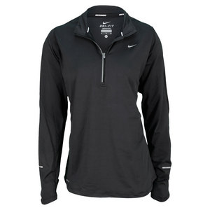 Women`s Element Half Zip Running Top