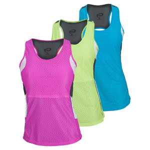 Women`s Net Set Tennis Tank