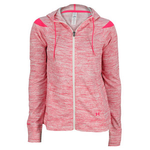 UNDER ARMOUR WOMEN`S CC STORM MARBLE FZ HOODY