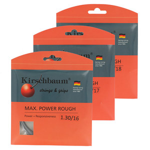 Max Power Rough Tennis String