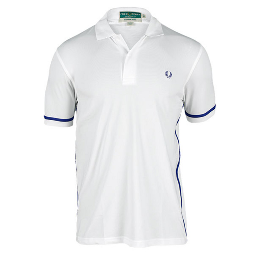 Men's Taped Tennis Polo