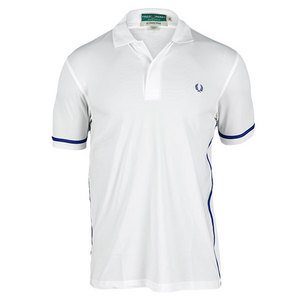 Men`s Taped Tennis Polo