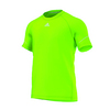 ADIDAS Men`s Sequencials Short Sleeve Tee Solar Green