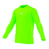 Men`s Sequencials Long Sleeve Tee Solar Green by ADIDAS
