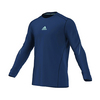 ADIDAS Men`s Sequencials Long Sleeve Tee Rich Blue